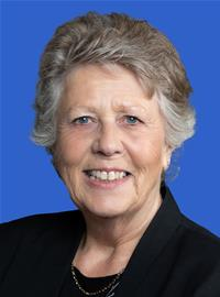 Councillor Margaret Bird