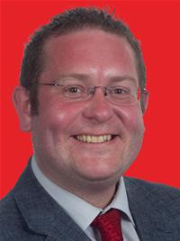 Councillor Chris Clark